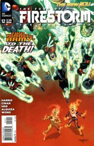 Fury of the Firestorms: The Nuclear Men #12 (2012)
