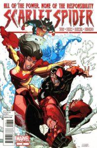 Scarlet Spider #8 (2012)