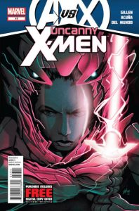 Uncanny X-Men #17 (2012)