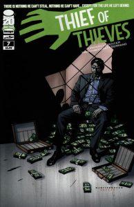 Thief of Thieves #7 (2012)