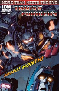 The Transformers: More Than Meets the Eye #8 (2012)