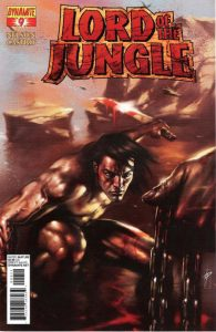 Lord of the Jungle #9 (2012)
