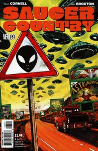 Saucer Country #6 (2012)