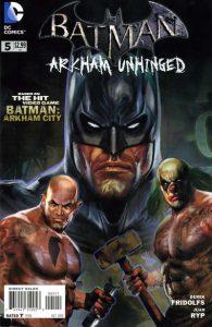 Batman: Arkham Unhinged #5 (2012)