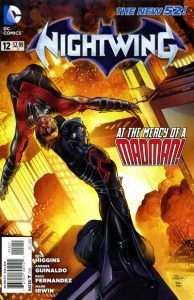 Nightwing #12 (2012)