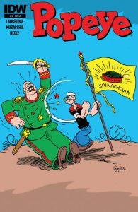 Popeye #4 (2012)