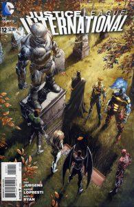 Justice League International #12 (2012)