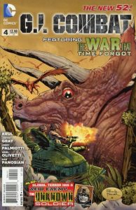 G.I. Combat #4 (2012)