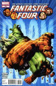 Fantastic Four #609 (2012)