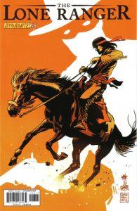 The Lone Ranger #8 (2012)