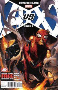 Avengers vs. X-Men #9 (2012)