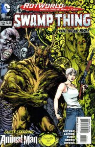 Swamp Thing #12 (2012)