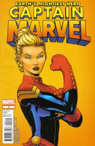 Captain Marvel #2 (2012)