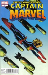 Captain Marvel #3 (2012)