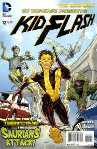DC Universe Presents #12 (2012)