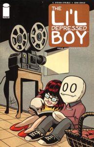 The Li'l Depressed Boy #16 (2012)