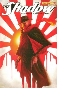 The Shadow #5 (2012)