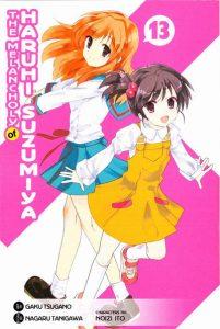 The Melancholy of Haruhi Suzumiya #13 (2012)