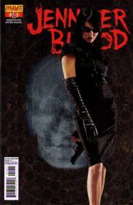 Jennifer Blood #18 (2012)