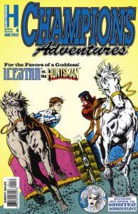 Champions Adventures #4 (2012)
