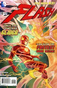The Flash #12 (2012)