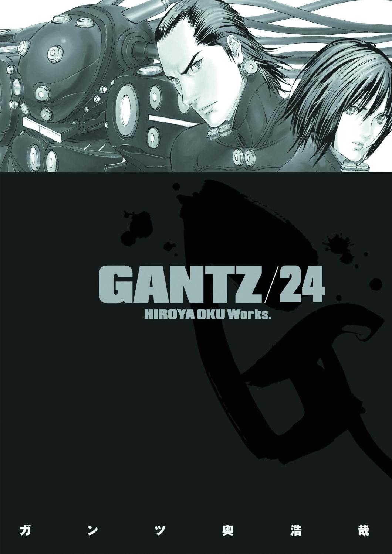 Gantz #24 (2012)