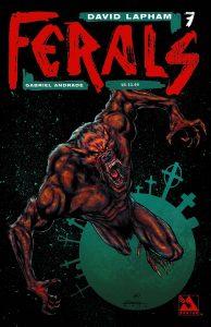 Ferals #7 (2012)
