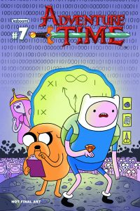 Adventure Time #7 (2012)