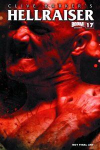 Clive Barker's Hellraiser #17 (2012)