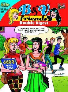 B&V Friends Double Digest Magazine #228 (2012)