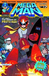 Mega Man #17 (2012)
