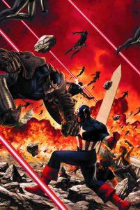 Captain America #16 (2012)