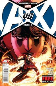 Avengers vs. X-Men #10 (2012)