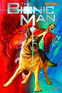 Bionic Man #13 (2012)