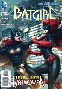 Batgirl #12 (2012)