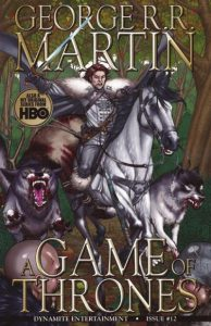 George R. R. Martin's A Game of Thrones #12 (2012)