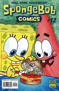 SpongeBob Comics #12 (2012)
