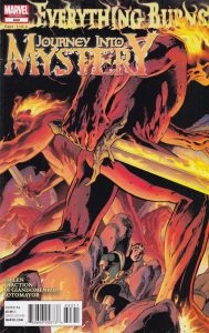 Journey into Mystery #643 (2012)