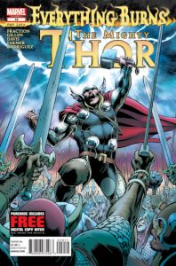 The Mighty Thor #19 (2012)