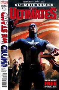 Ultimates #16 (2012)