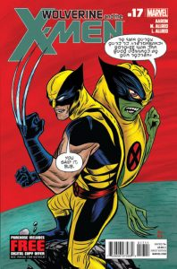 Wolverine and the X-Men #17 (2012)