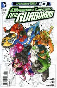 Green Lantern: New Guardians