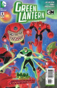 Green Lantern: The Animated Series #6 (2012)