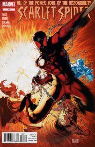 Scarlet Spider #9 (2012)