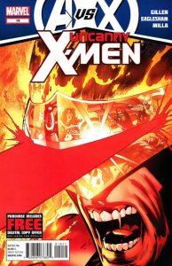 Uncanny X-Men #19 (2012)