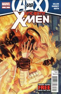 Uncanny X-Men #18 (2012)