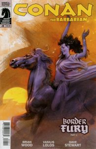 Conan the Barbarian #8 [95] (2012)