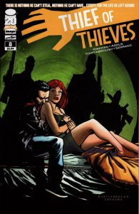 Thief of Thieves #8 (2012)