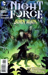 Night Force #7 (2012)