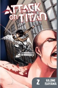 Attack on Titan #2 (2012)